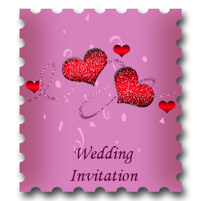 Best Wedding Invitation Cards with beautiful invitations template